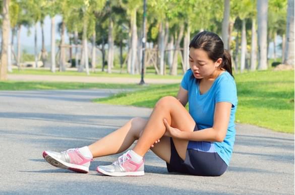 7种原因易导致痉挛 需充分拉伸补足水分