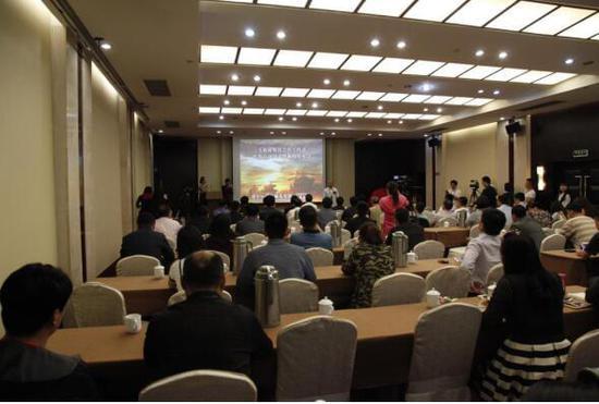 《兵王传奇》项目启动仪式暨新闻发布会南京举行