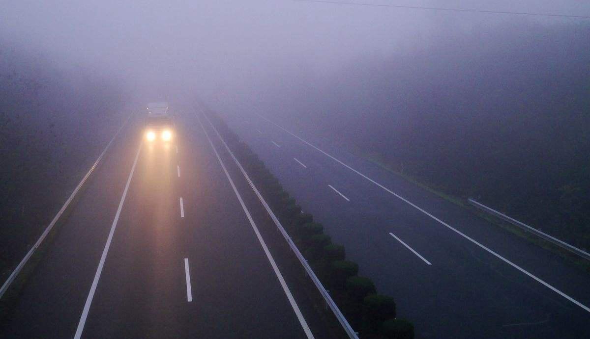 麻省理工研发新技术 解决自动驾驶浓雾识别问题