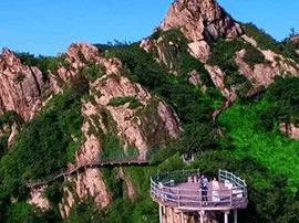 """河南又添旅游专线  """"七峰山""""号旅游专线航班开通"""
