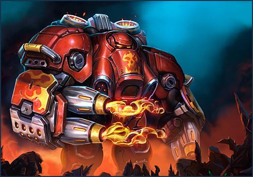 《风暴英雄》新版本上线 新英雄火蝠布雷泽燃爆时空枢纽