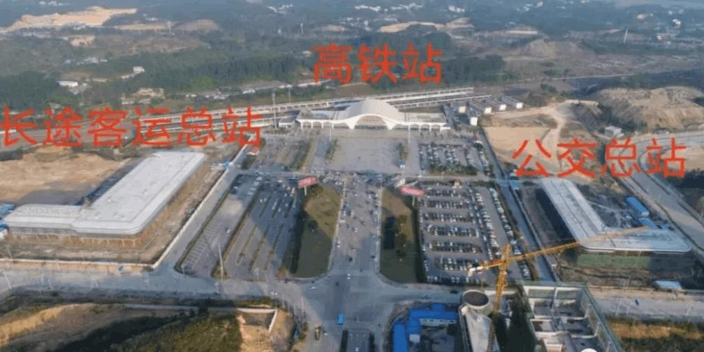 防城港:城市综合交通枢纽最新进度曝光!