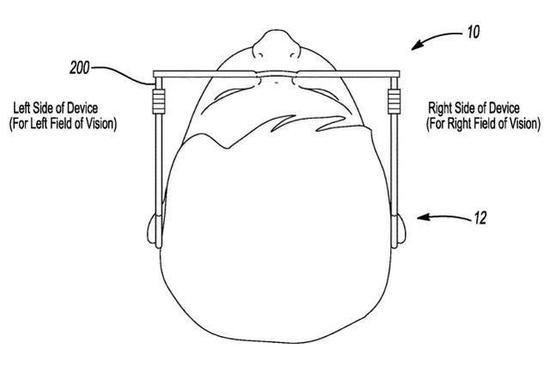 Waymo无人驾驶专利