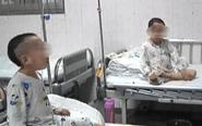 泰兴两兄弟患怪病:肚子肿大骨瘦如柴