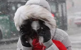 今起黑龙江大部有雪局地或现风吹雪 雪后小