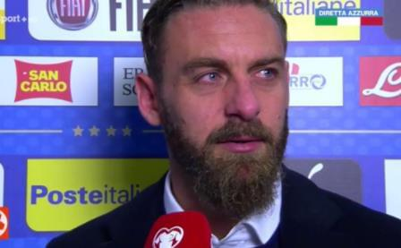 德罗西双眼通红告别国家队 意大利后防BBC解体!