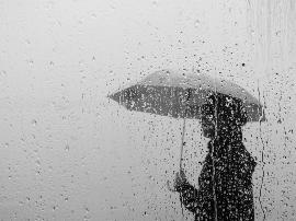 本周山西几乎天天有雨 伴有雷暴大风