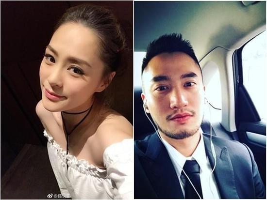 阿娇被曝与台湾医∏生姐弟恋 男方承认:认真走下去