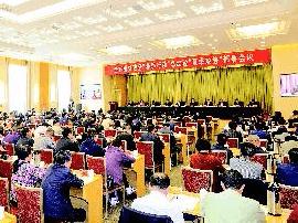 """吕梁强力推进""""三基建设"""" 清单+观摩 督查 约谈"""