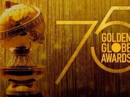 第75届金球奖电影类获奖名单 《三块广告牌》成最大赢