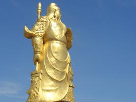 山西运城:弘扬关公精神 提升运城形象