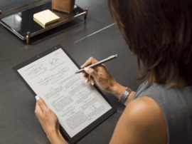 索尼推新款Digital Paper:配E-Ink屏,约4820元