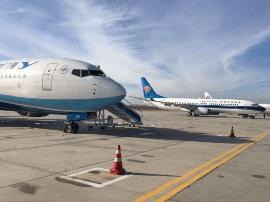 福州至呼和浩特非中转航班增至每周9个班次