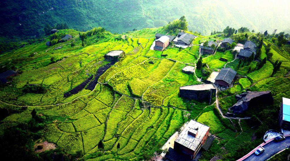 古剑山艺术村|原生态与艺术的完美结合
