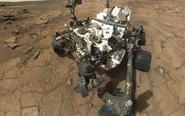 好奇号在火星拍了哪些图