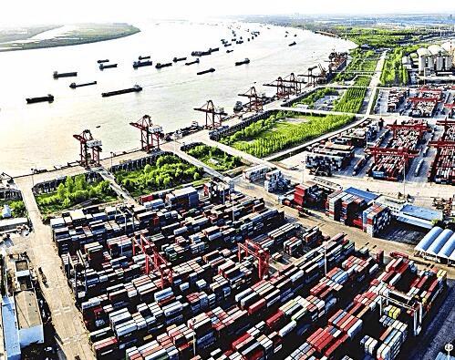 前三季度全省交通投资形势向好 荆州航道整治完成