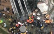 香港电梯急停乘客滚落受伤