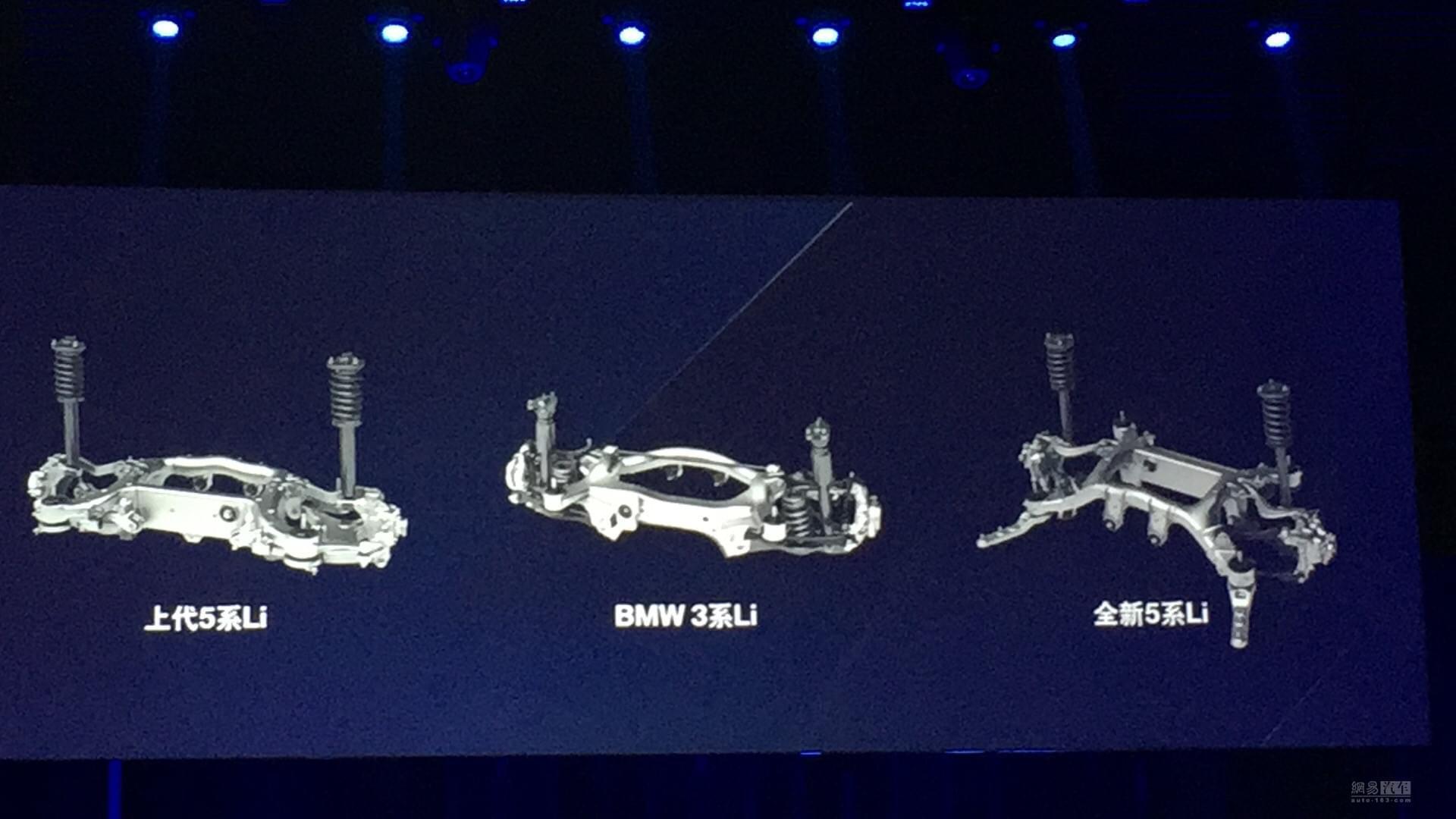 懂车的人才不买7系 宝马全新5系国内首发