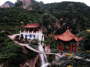世外桃源:原生态的灵丘花塔村