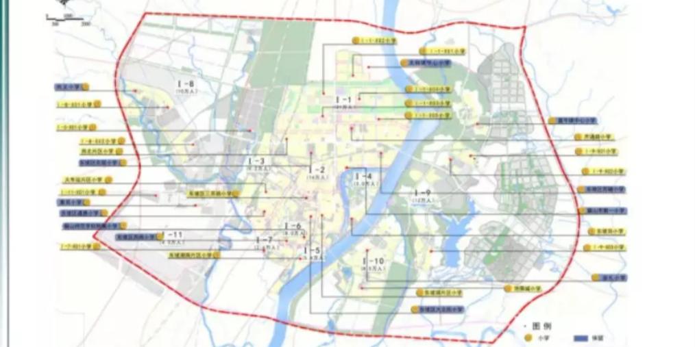 眉山2018年规划方案公示 涉及多个区域