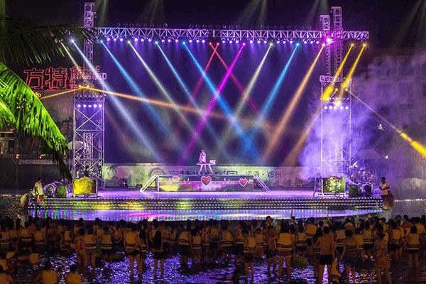 郑州方特飚水狂欢节  带您走进清凉酷爽的狂欢圣地