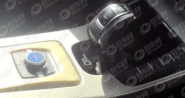 搭载DCT变速箱 帝豪GS HEV车型谍照曝光
