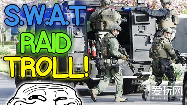 8swatting和警方战术变革也有关,警方更倾向派出精锐小队处理突发状况