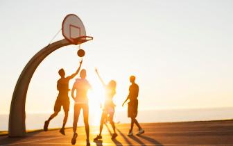 石家庄市首届少儿春季篮球联赛等你来战