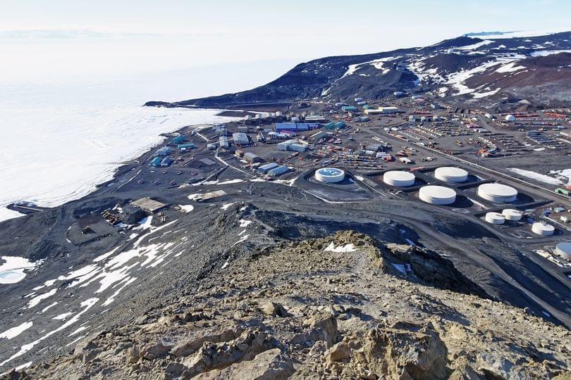 探究生命的秘密 南极洲是微生物研究的绝佳地点