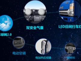 详解江淮全能卡车科技创新带给用户哪些价值?
