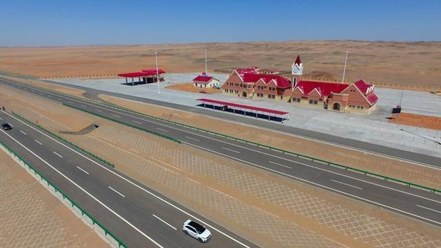 厉害了!中国将建成世界最长沙漠高速公路