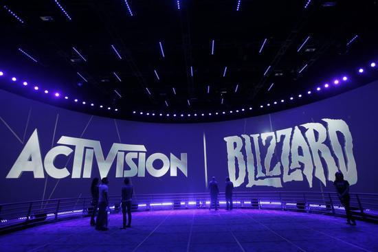 动视暴雪Q1营收19.7亿美元 净利5亿美元