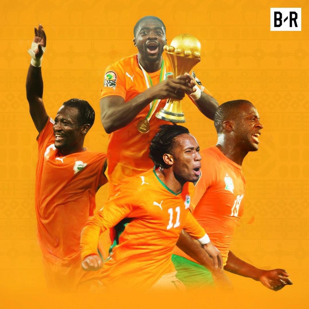 """""""橙色大象""""黄金一代宣告终结 3进世界杯+非洲冠军"""