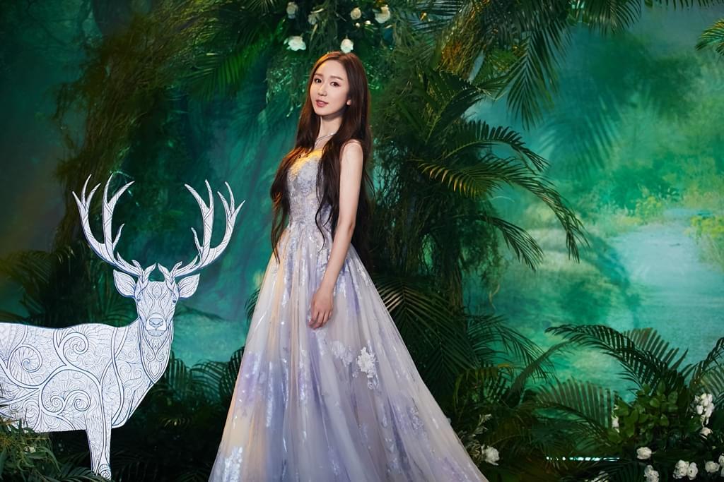 娄艺潇正式加盟华纳音乐 首单《野生情人》上线