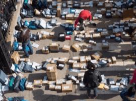 邮政局报告:去年消费者对顺丰EMS中通最满意