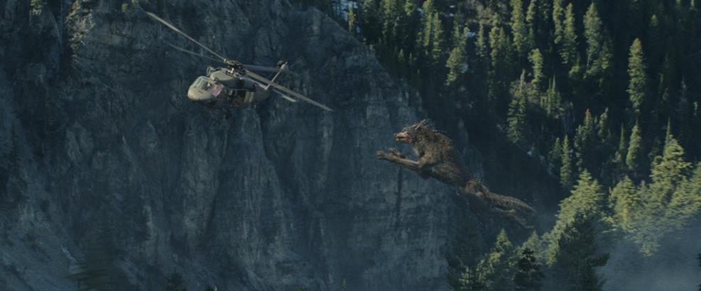 电影《狂暴巨兽》首周末票房夺冠劲收3.47亿
