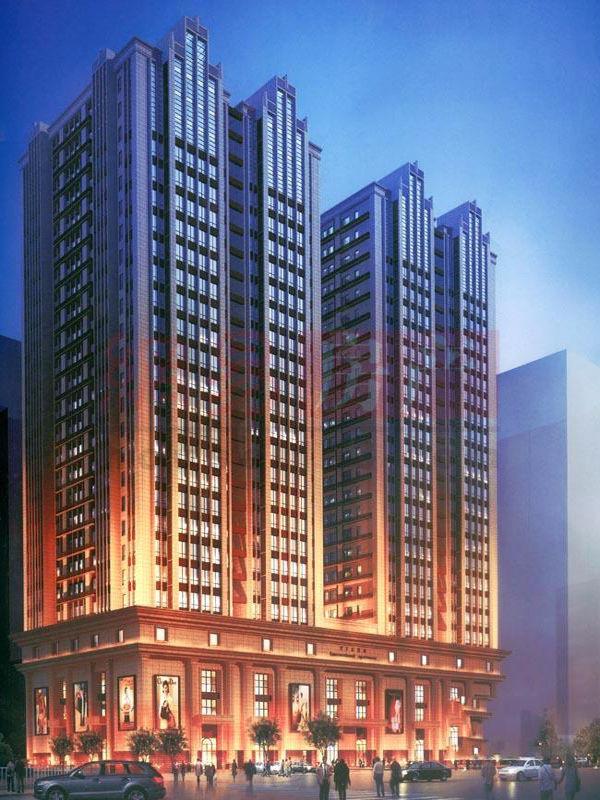 TIGER国际公寓项目房源面积30-100平米
