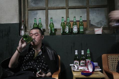春节的致命酒