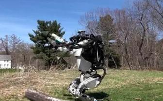 细思极恐!美国黑科技机器人很快将追你到处跑