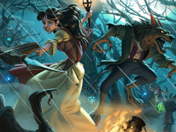 炉石传说新卡点评:求稳但有亮点的女巫森林