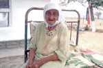 129岁老太太称长寿是惩罚 一天都不快乐