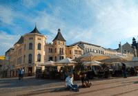带你逛默克尔的家乡 德国最穷的州却完胜众多名城