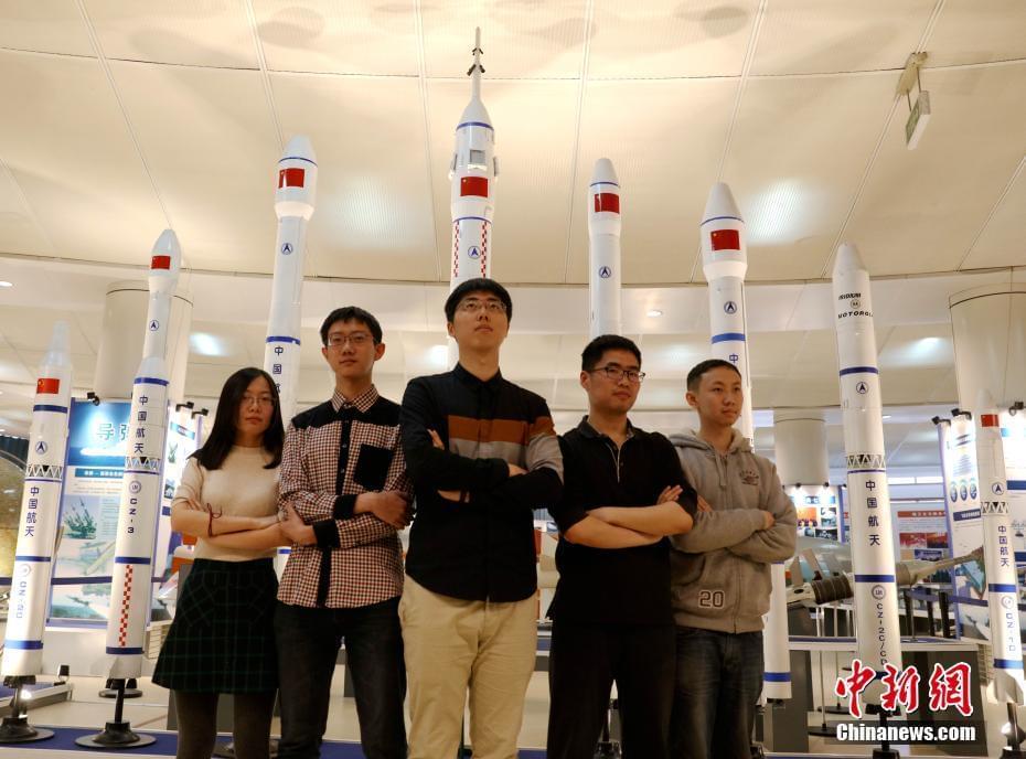 厉害了!中国大学生自主研发卫星并发射成功