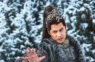《莽荒纪》剧照曝光 黄征挑战反派大boss神王