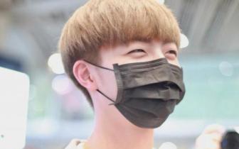 陈立农北京机场引骚动 老板陈建州看接机画面吓到
