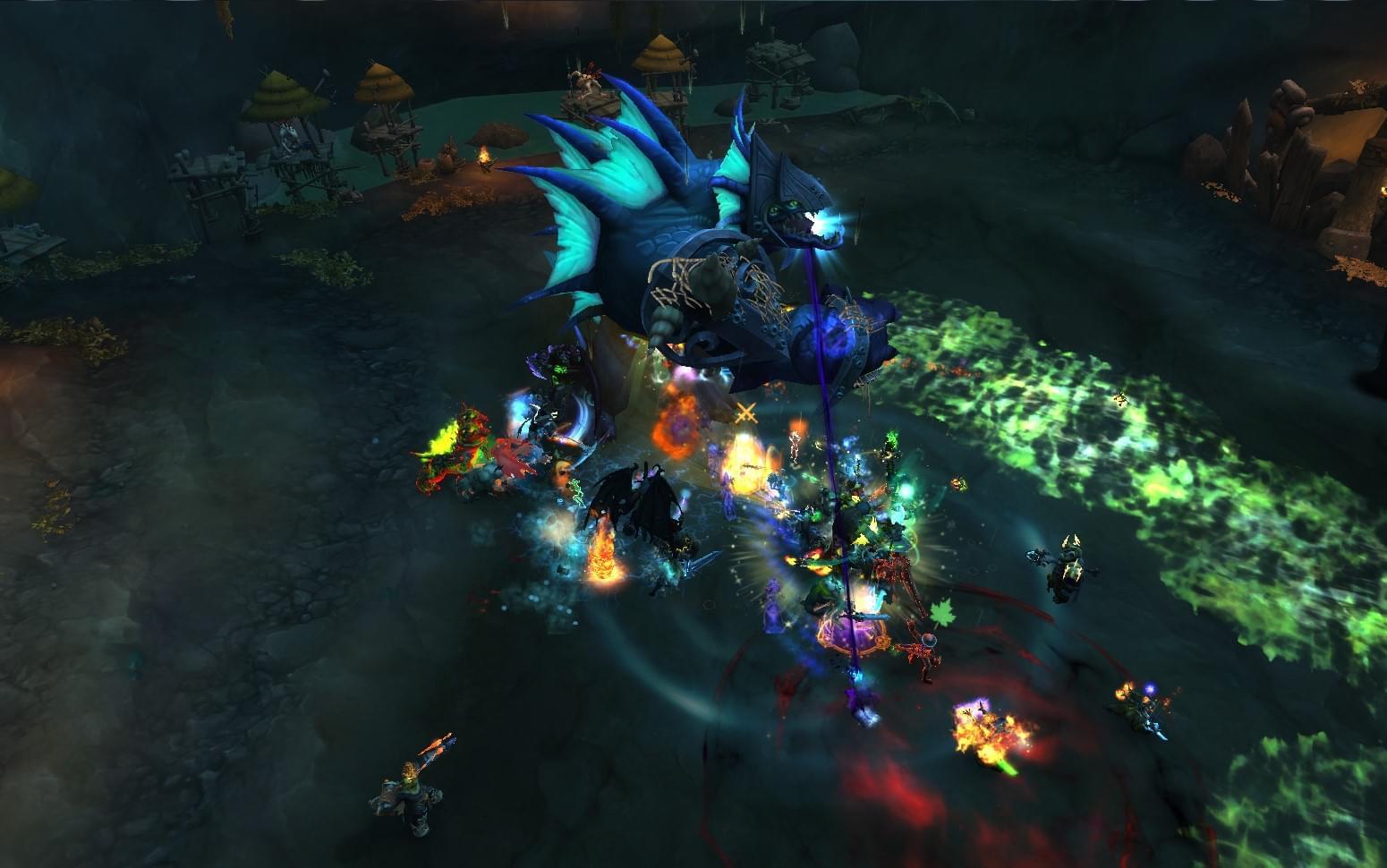 魔兽世界集合石活动回顾:带萌新闯萨墓