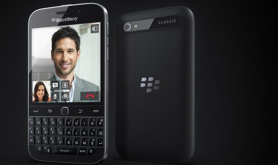 黑莓:我并没放弃BB10系统 可能还要出新手机的照片