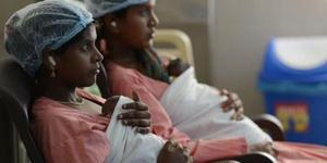 """在印度约2100万个女孩""""被抛弃"""""""