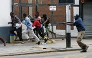 南非爆发排外游行
