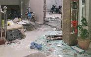 5栋民房遭上百人打砸强拆